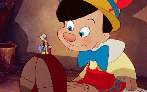Pinocchio åsnor