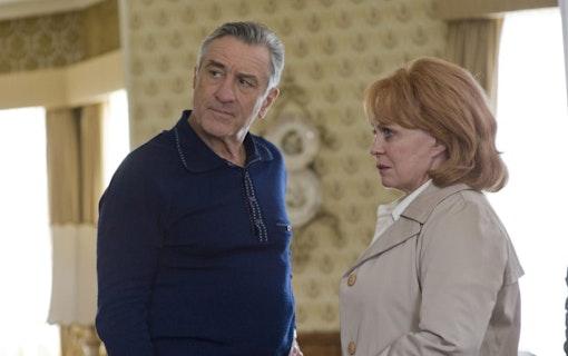 Robert De Niro gör ny film med favoritregissören