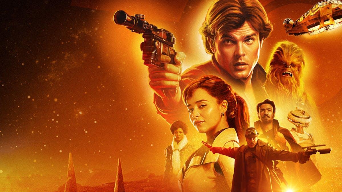 Ron Howard tveksam till Solo 2