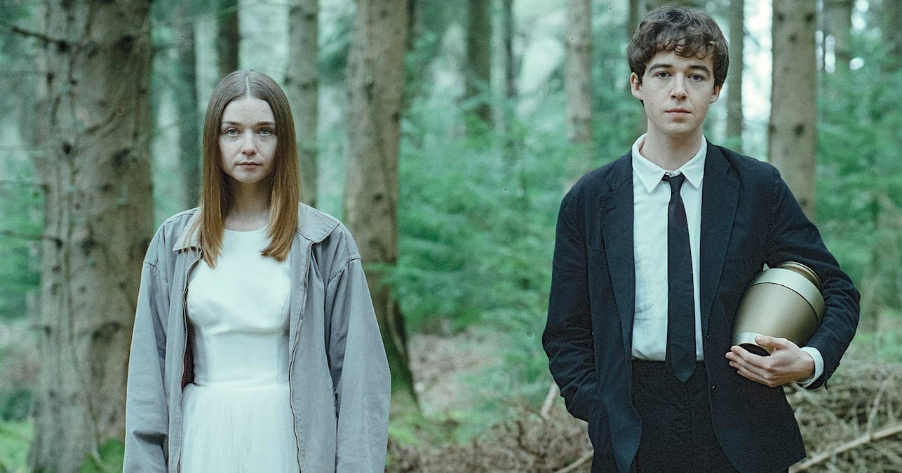 """The End of the F***ing World"" (säsong 2)"
