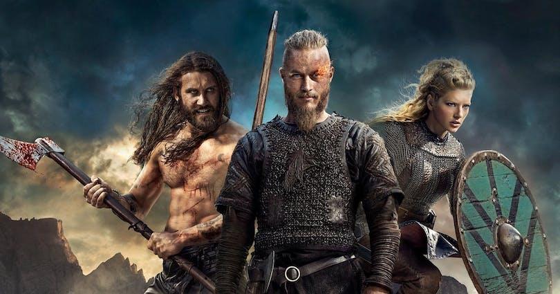 """Konceptbild för """"Vikings""""."""