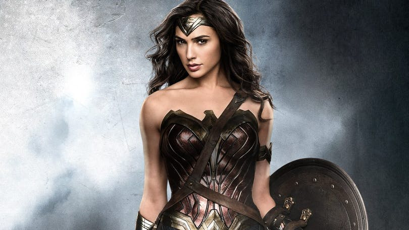 "Gal Gadot i ""Wonder Woman""."