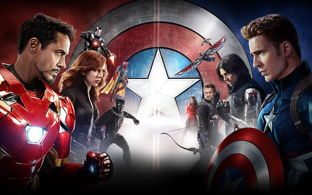 Bästa superhjältefilmerna – här är tipsen!