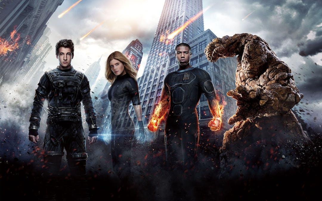 "8 roliga fakta om ""Fantastic Four"""