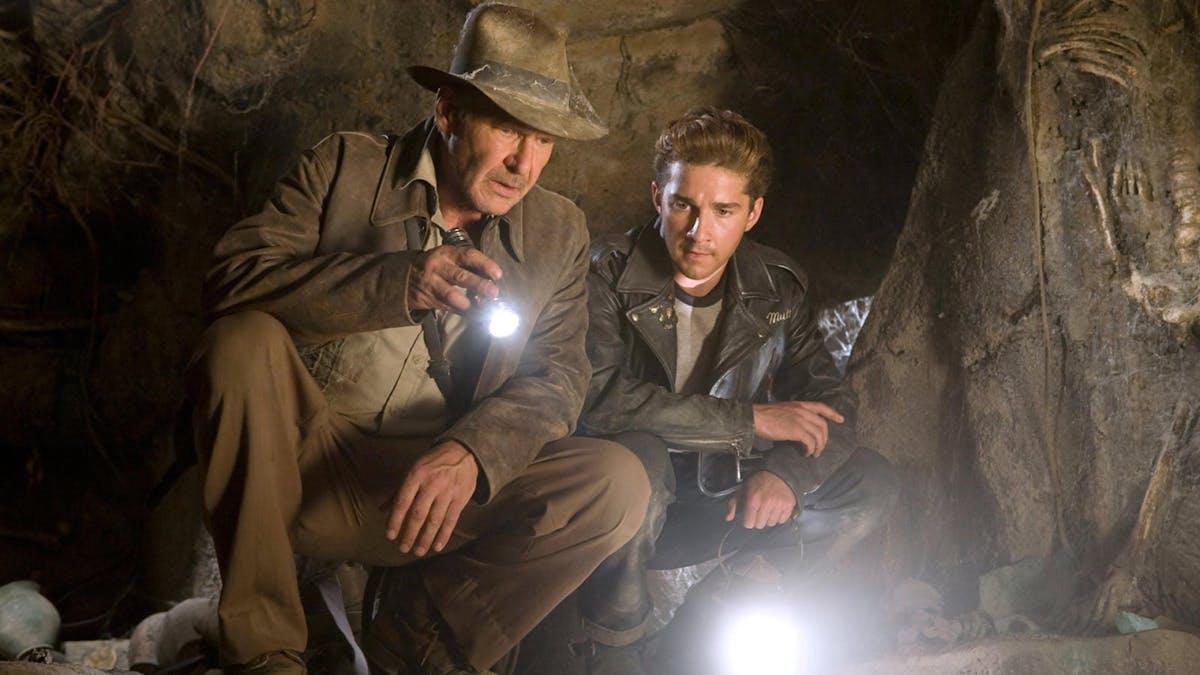 Då kommer Indiana Jones 5