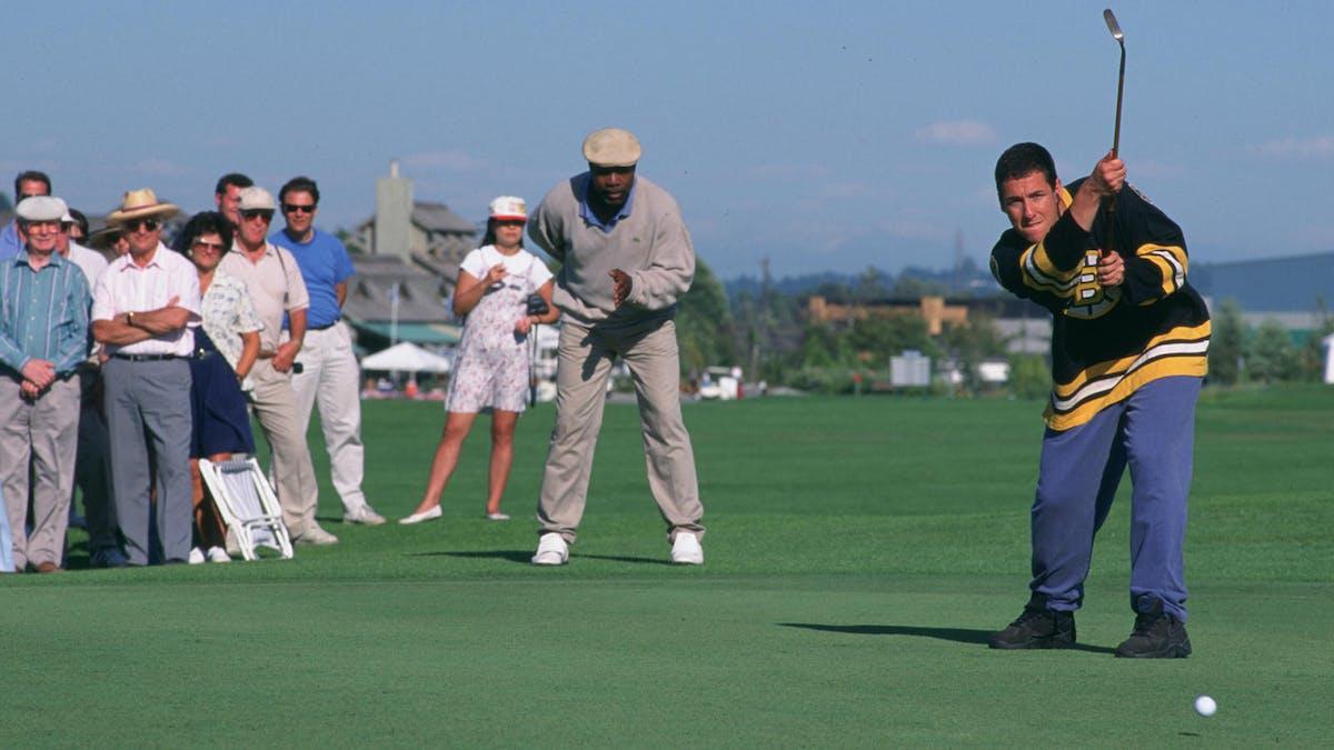 Fem sköna golffilmer