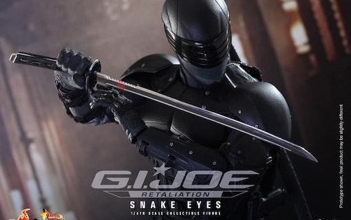 Spinoffen på G.I. Joe färdiginspelad
