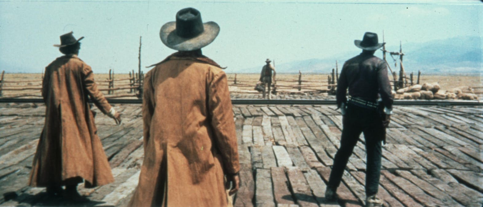 Guide: Westernfilm