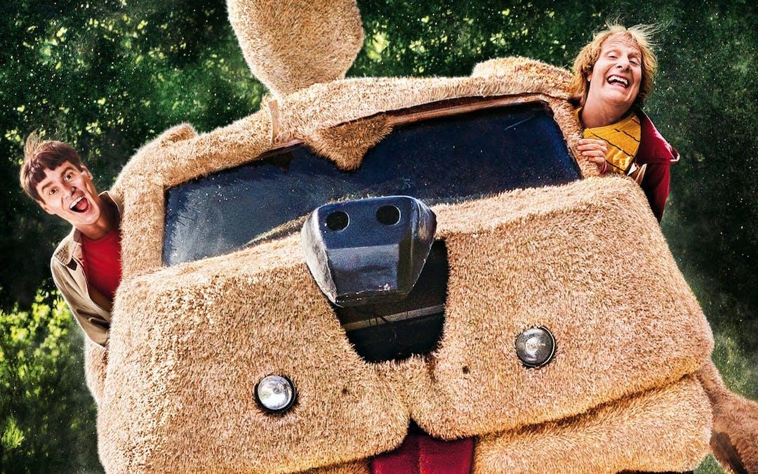 10 feta bilar från filmvärlden