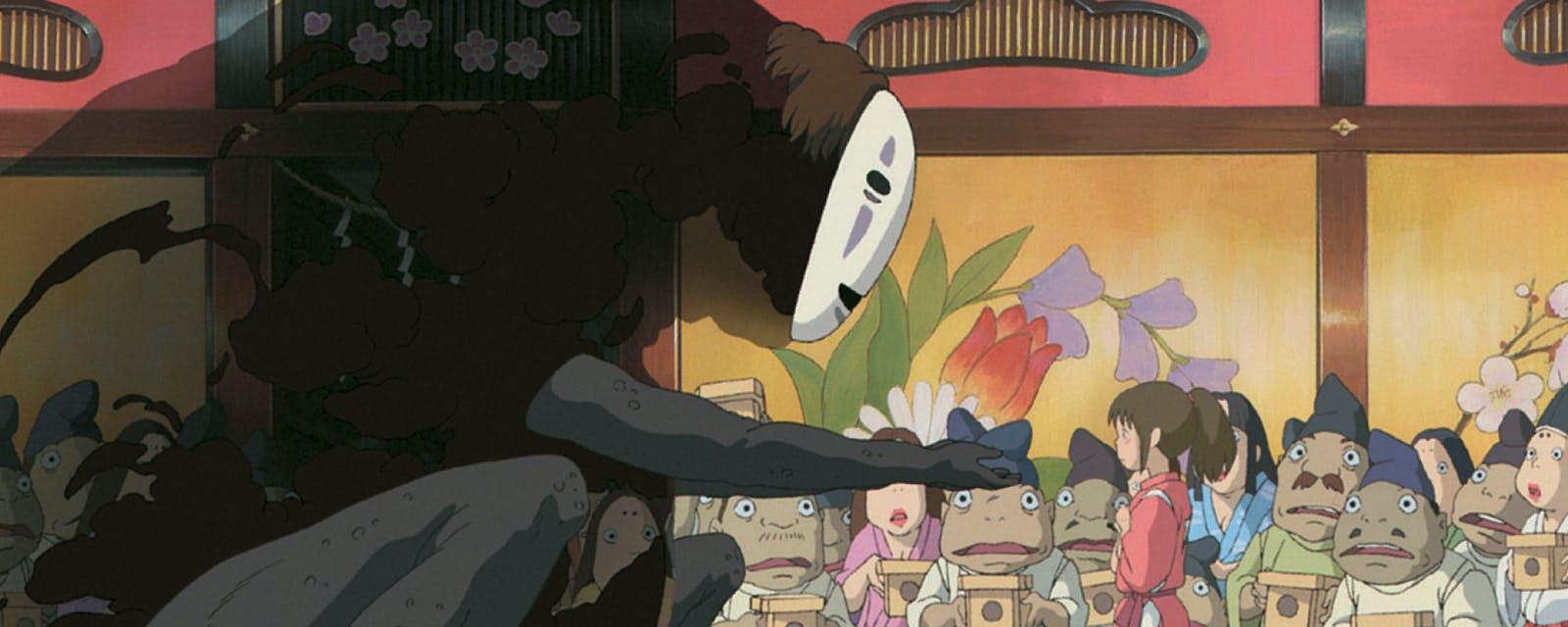 De 10 Bästa Animerade Filmerna Genom Tiderna