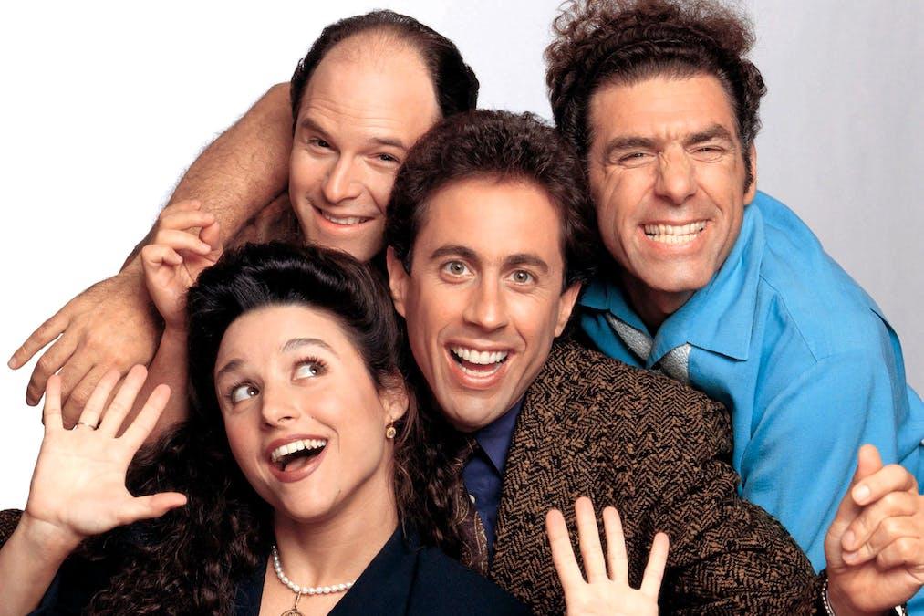 """9 roliga fakta om """"Seinfeld"""" (1989-1998)"""