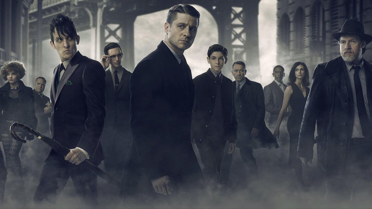 9 roliga fakta om Gotham (2015-)
