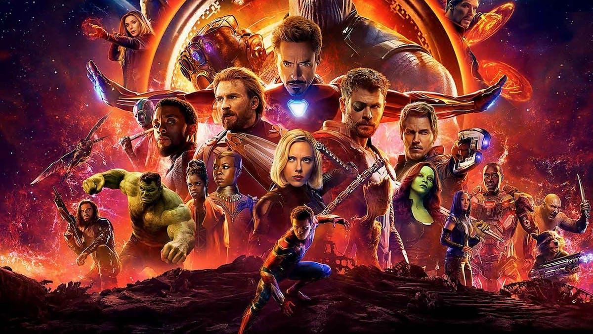 Så rankas Marvel Cinematic Universe på IMDb – Kompletta lista
