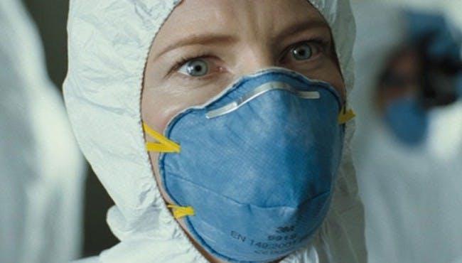 Blanchett i Hot Fuzz.