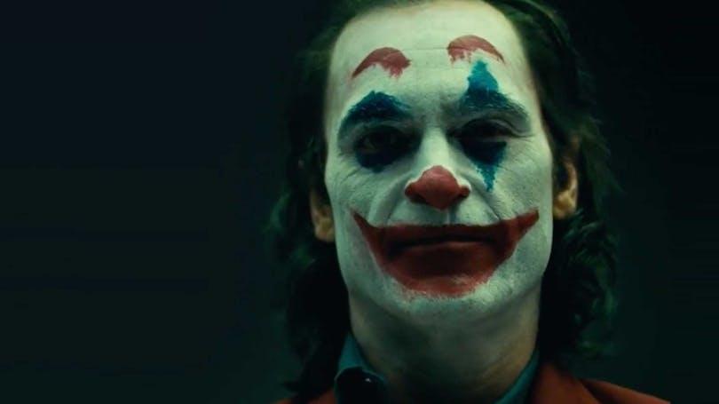 Joaquin Phoenix som Jokern. Foto: Warner Bros. Pictures.