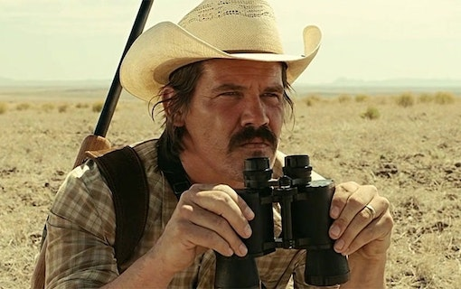 Josh Brolin i No Country for Old Men.