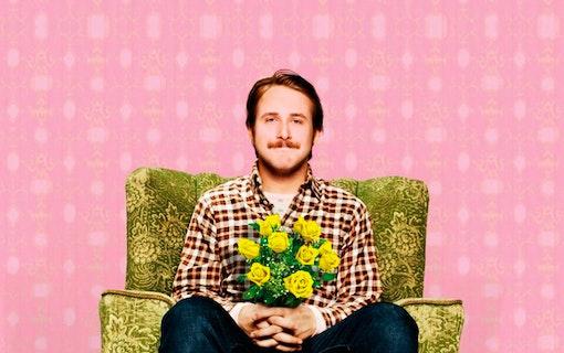 Ryan Gosling bjuder på blommor dagen till ära