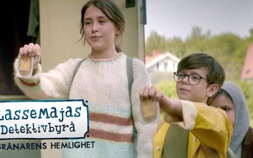 LasseMajas detektivbyrå – Tågrånarens hemlighet (2020)