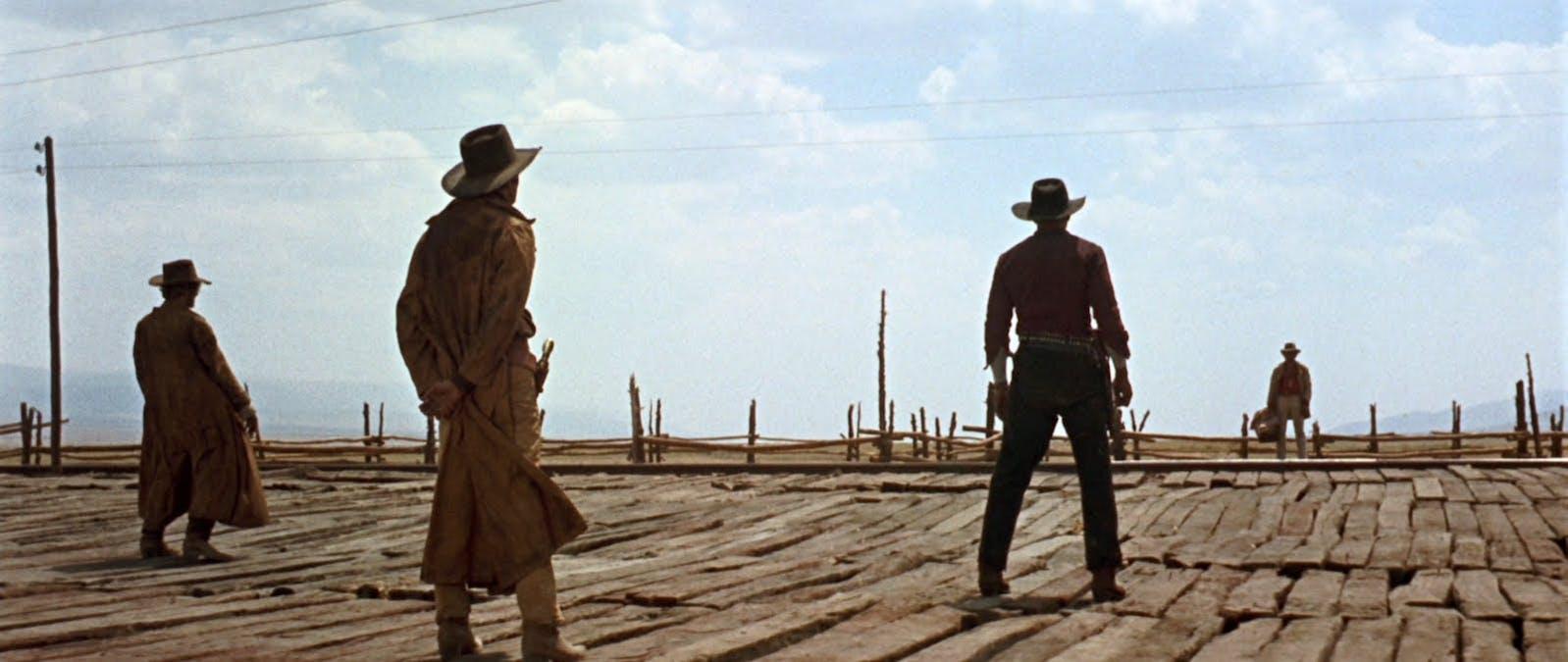 De bästa westernfilmerna som gjorts