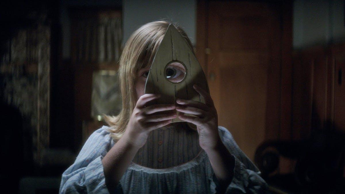 Nya skräckfilmer på bio