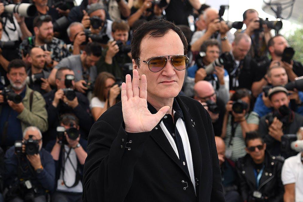 5 saker du inte visste om Quentin Tarantino