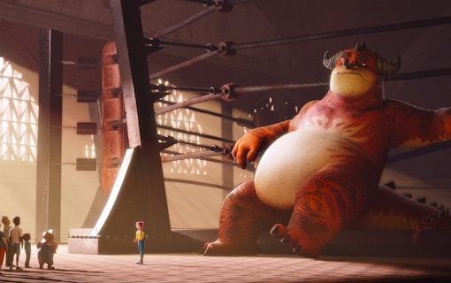 """Rumble"" – Sommaren animerade familjeäventyr"