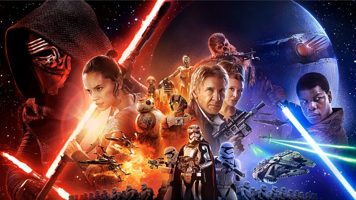"Rekorden ""Force Awakens"" slagit"