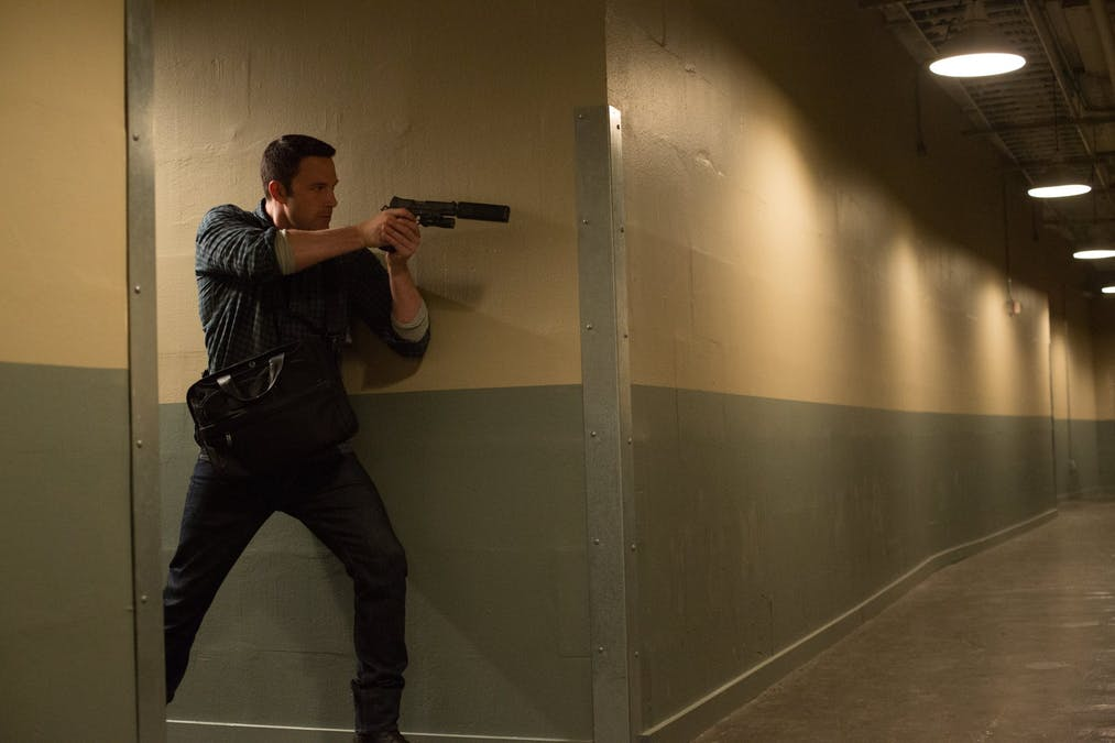 The Accountant kan bli serie