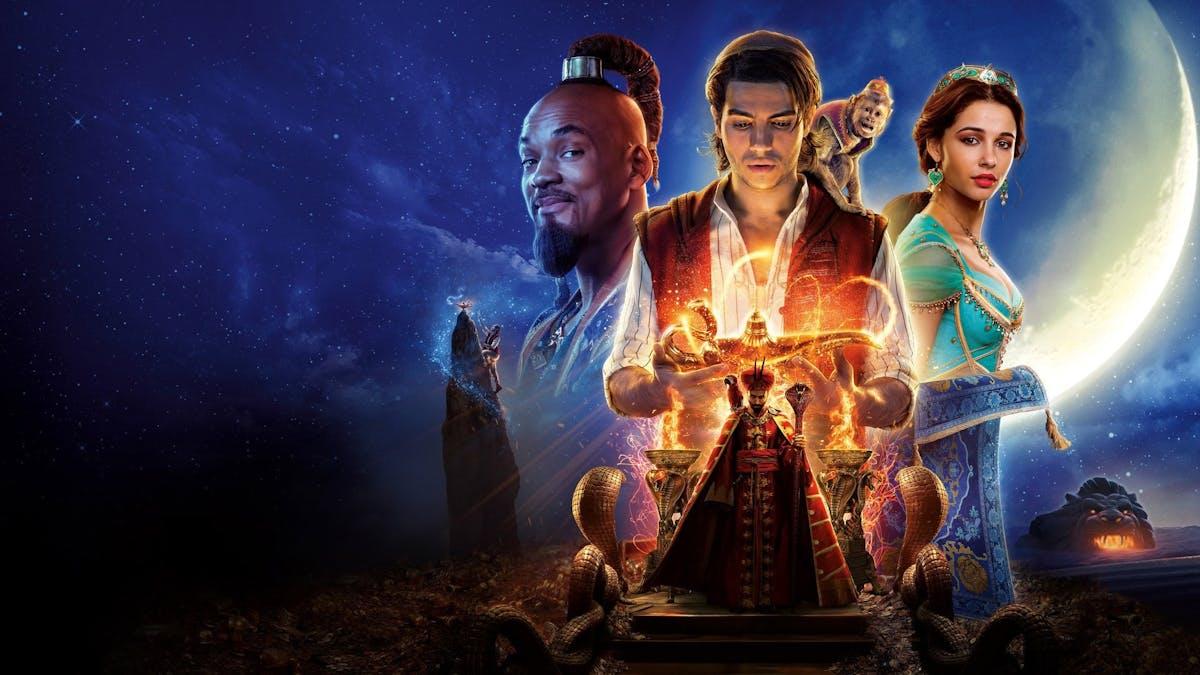 Disney gör Aladdin 2