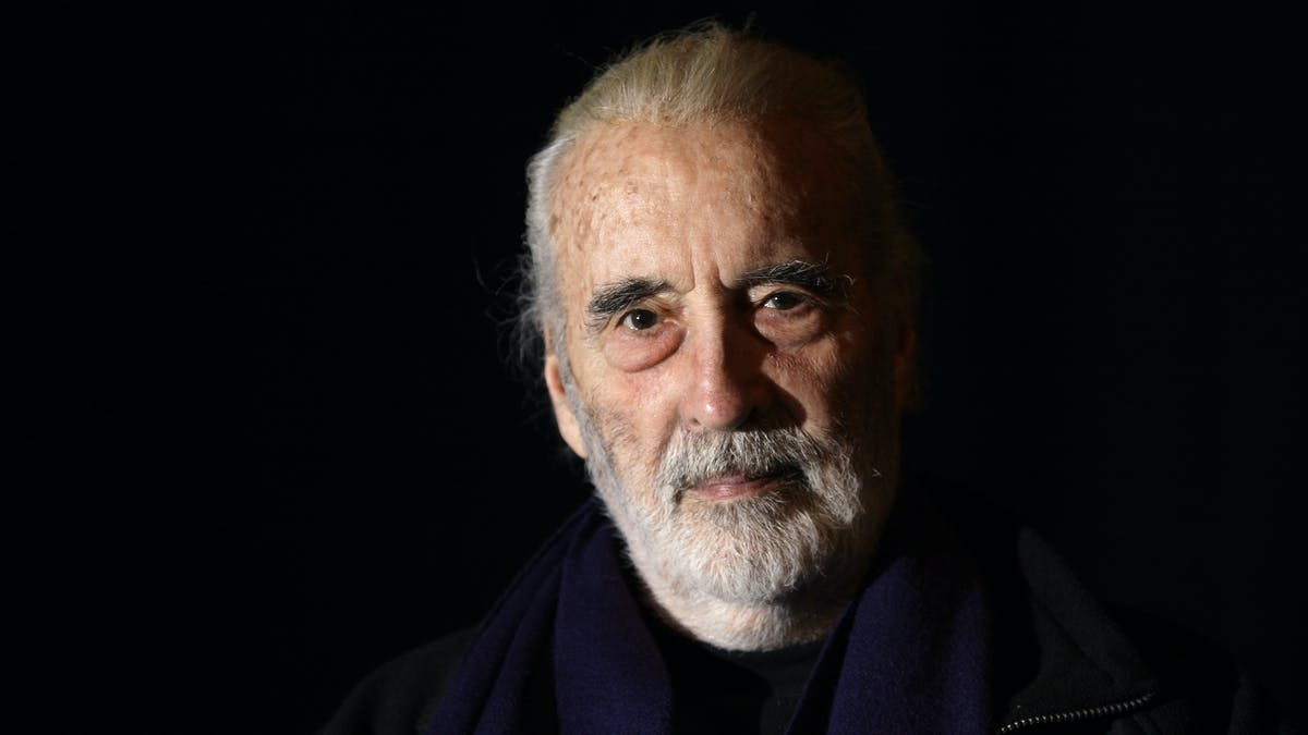Porträtt: Christopher Lee (1922-2015)