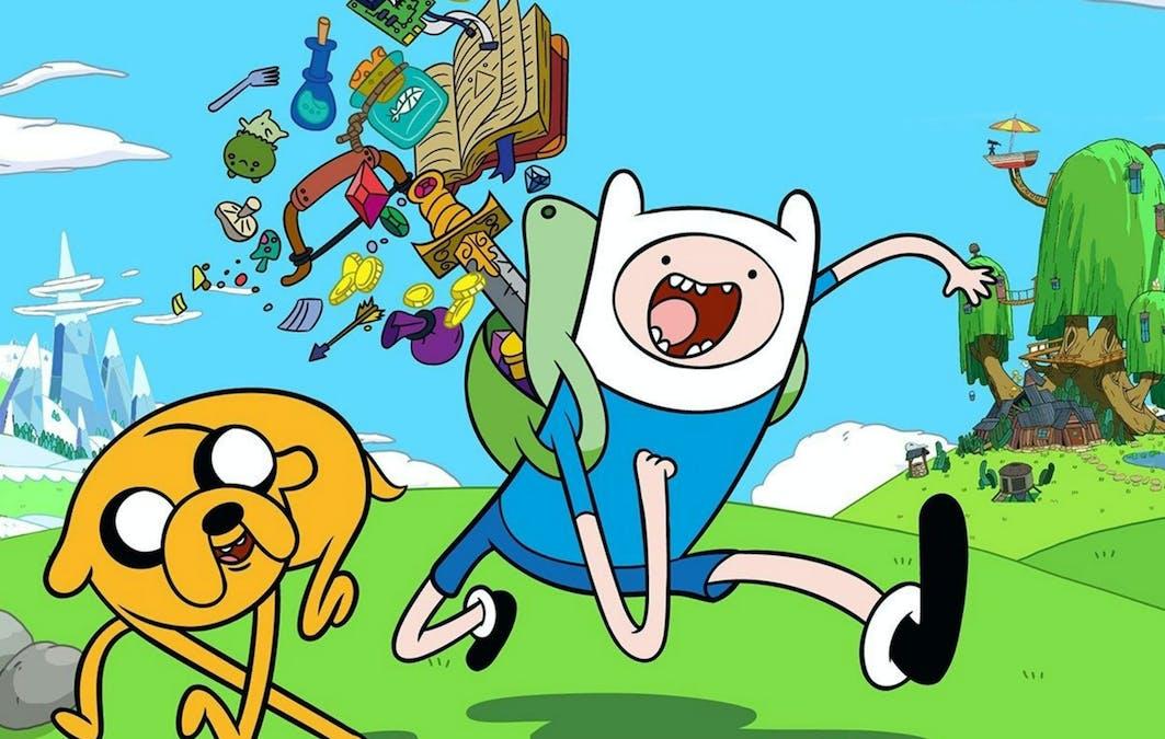 Sju saker du inte visste om Adventure Time