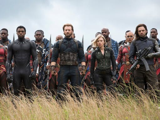5 grymma Marvelfilmer med bästa eftertextscener