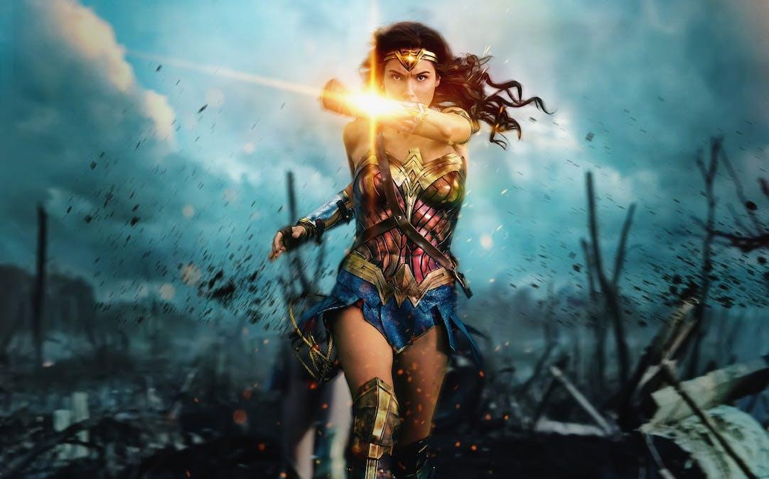 8 saker du troligtvis inte visste om Wonder Woman