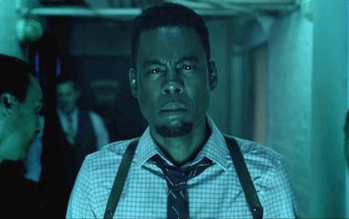 Hårda Saw-trailern –med Chris Rock