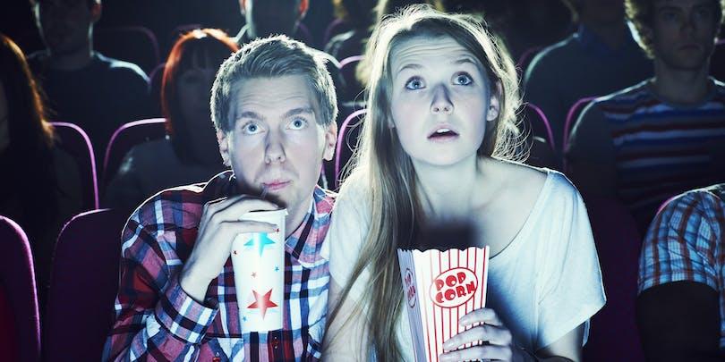 Par ser på bio