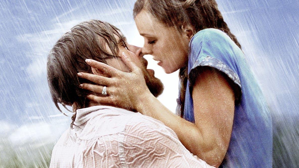 Nicholas Sparks filmer rankade från sämst till bäst
