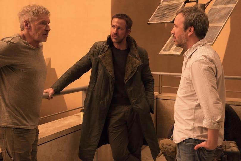 Denis Villeneuve i Bladerunner 2049