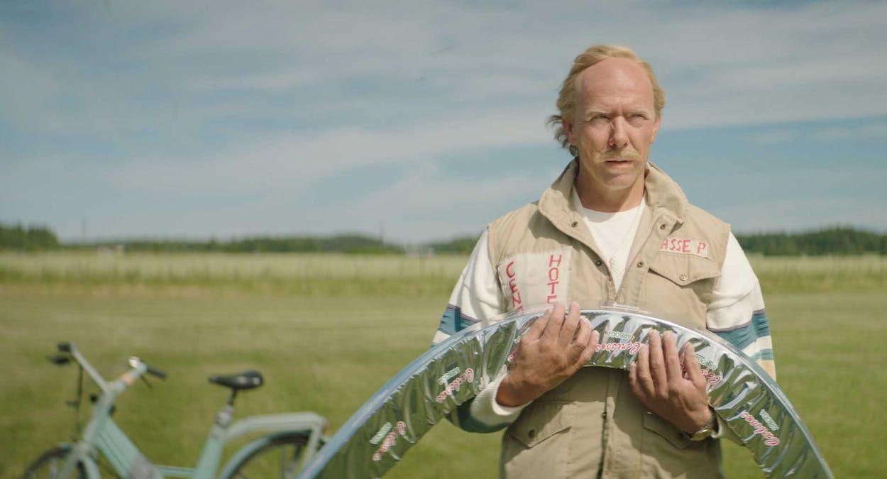 De vanligaste skådespelarna i svenska filmer