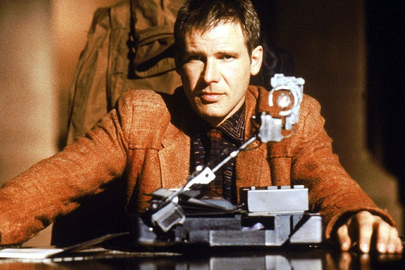 "Harrison Ford i ""Blade Runner""."