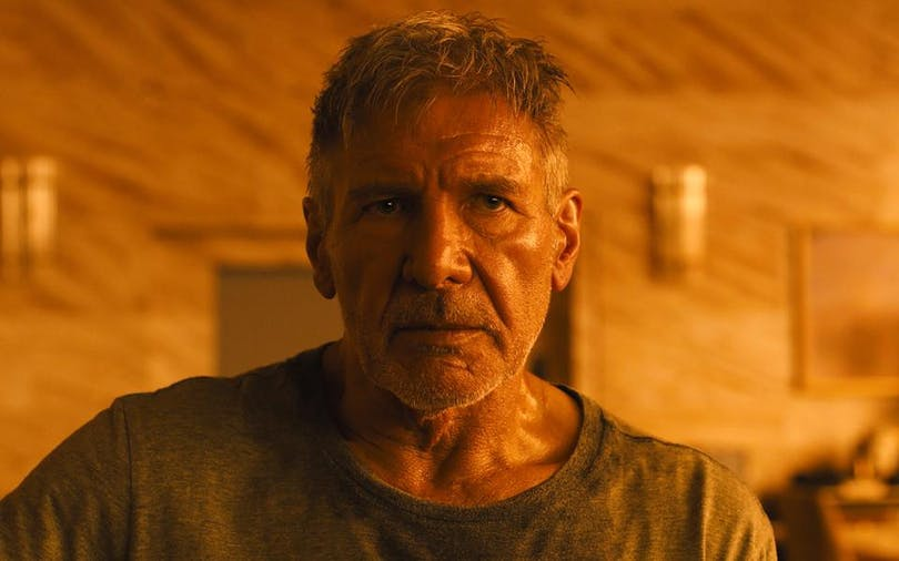 "Harrison Ford i ""Blade Runner 2049""."