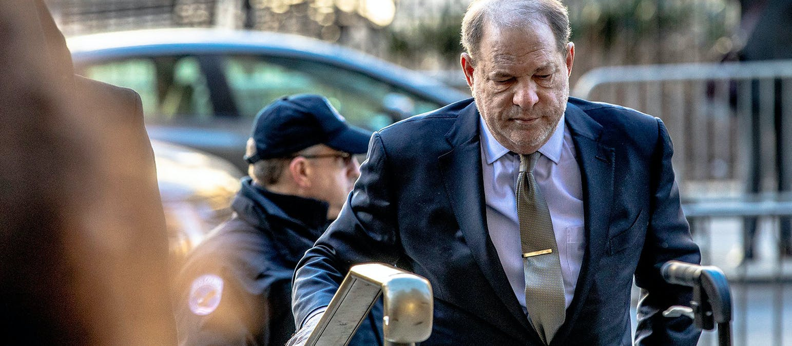 Harvey Weinstein: BY BRITTAINY NEWMAN/THE NEW YORK TIMES/REDUx