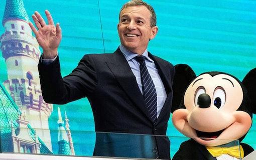 Walt Disneys VD lämnar sitt uppdrag
