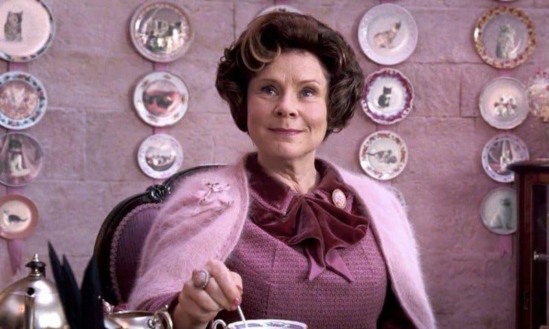 "Imelda Staunton i ""Harry Potter och Fenixorden""."