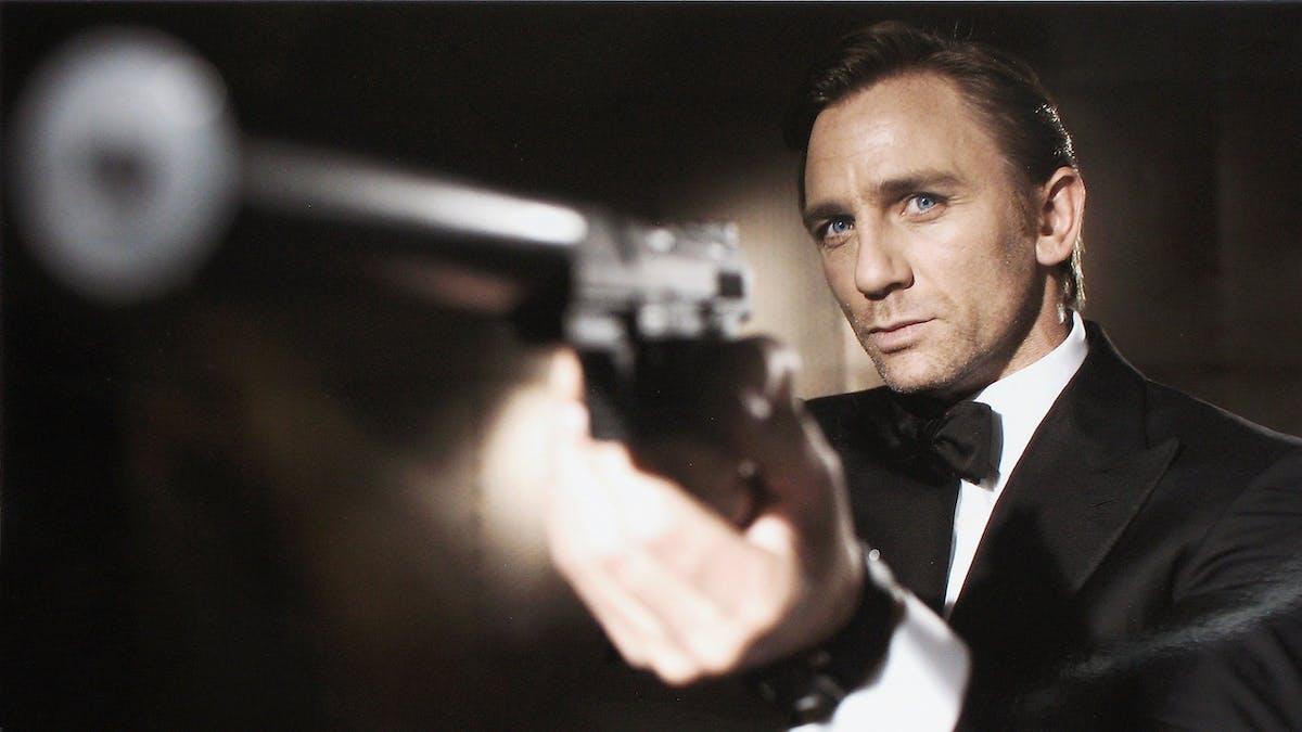 Alla Bondfilmer till Viaplay