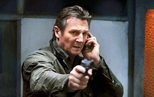 Liam Neeson gör mer action
