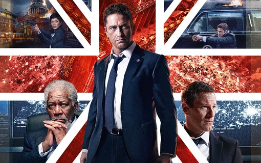 Gerard Butler i ny action