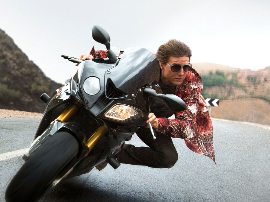 12 roliga fakta om Mission: Impossible