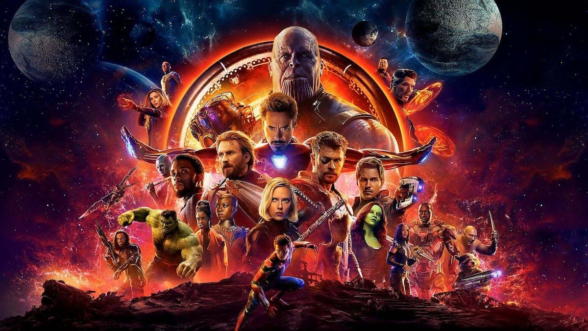 Marvels bästa filmer – Filmtopp rankar och tipsar