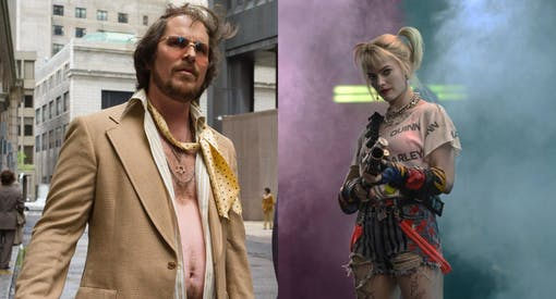 Margot Robbie och Christian Bale gör film tillsammans