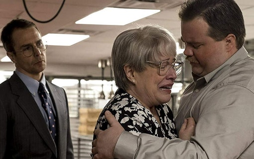 Paul Walter Hauser som Richard Jewell. Foto: Warner Bros. Pictures.